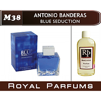 Духи на разлив Royal Parfums M-38 «Blue Seduction» от Antonio Banderas