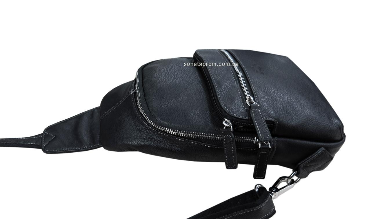 86bcc87ac60f Маленький кожаный рюкзак слинг Katana - купить по лучшей .