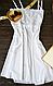 Нежная комбинация Невеста белая, фото 2