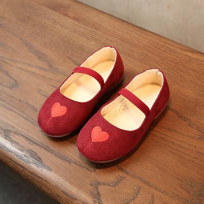 Туфельки -тапочки Сердце
