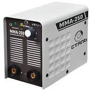 Сварочный инвертор Сталь ММA-250 (20-250А, 220В)