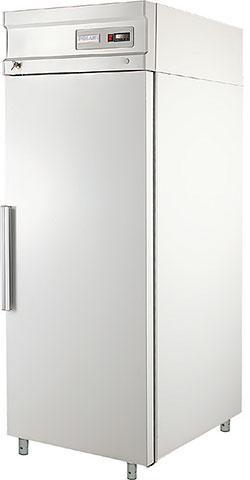 Шкаф холодильный Полаир с металлическими дверьми CV105-S