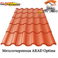 Металочерепиця ARAD Optima 350/400
