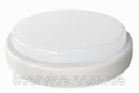 Светильник светодиодный для ЖКХ Ultralight UL 309 12W, круг, білий LED