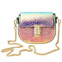 Женская сумка хамелеон Amelie Crystal