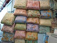 Комплект сменного постельного белья 8 в 1 Разные цвета  Бязь
