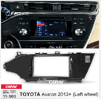 Переходная рамка CARAV 11-503 2 DIN (Toyota Avalon)