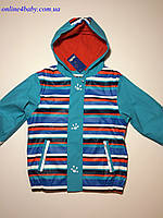 Демисезонная детская куртка Lupilu на мальчика 4-6 лет