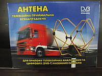 Автомобильная фм тв антена корона korona ts dvb-t extra