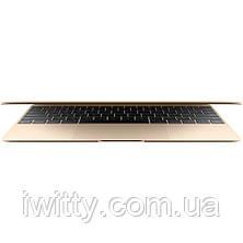 "MacBook 12"" Gold (MNYK2) 2017, фото 3"
