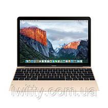 "MacBook 12"" Gold (MNYK2) 2017, фото 2"