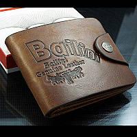 Мужской кошелек портмоне Bailini без вырезов