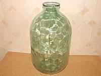 Бутыль банка 10 литров ссср для вина 1398