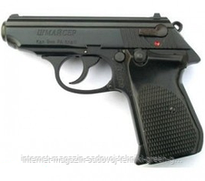 Пистолет стартовый (сигнальный) Шмайсер ПСШ-790 (черный, 7 зарядный)