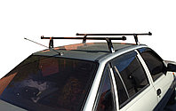Багажник на крышу Део Нексия, Daewoo Nexia в штатные места на крыше, фото 1
