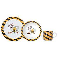 "Набор детской посуды Limited Edition ""Busy Bee"" 3 пр"