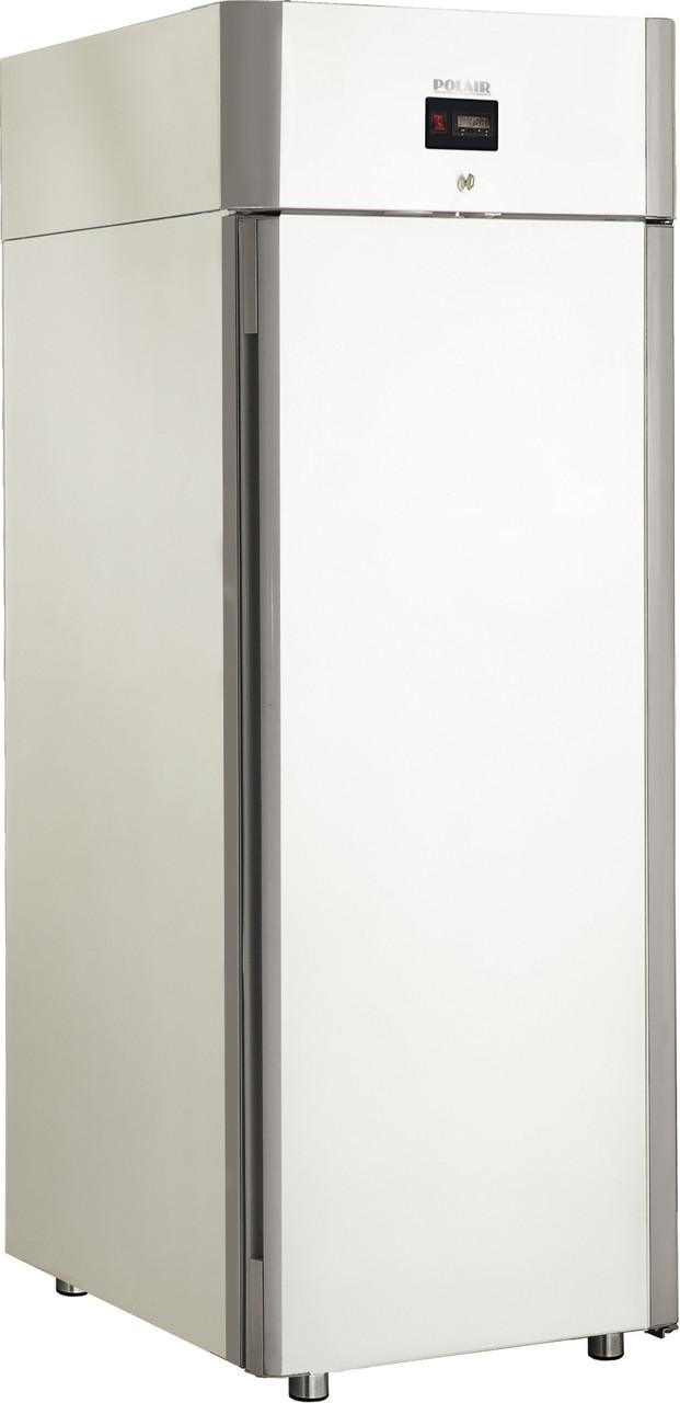 Шкаф холодильный Полаир с металлическими дверьми CM107-Sm