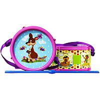 Барабан 1-003, игрушка, игрушечный барабан, детский