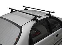 Багажник на крышу для авто с гладкой крышей Daewoo Lanos, Hyundai Accent, фото 1