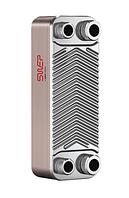 Паянный пластинчатый теплообменник SWEP Швеция E6Tх12, фото 1