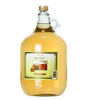 Вино белое сухое GIELLE Vino Bianco 5 л (Италия), фото 1