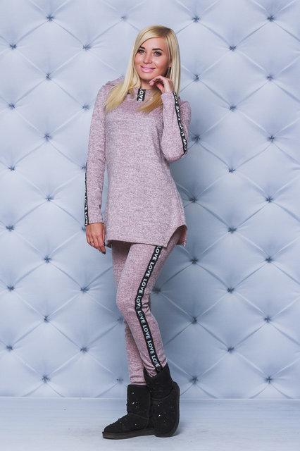 a1a61e0fc49 Шерстяной женский спортивный костюм - Интернет - магазин модной одежды и  аксессуаров