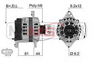 Генератор /85A / Chevrolet Aveo, Lacetti 1,5-1,6