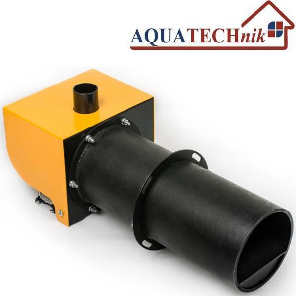 Пеллетная горелка,AQUATECHnik-400,мощность 100-450 кВт.