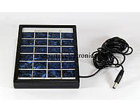 Солнечная зарядка Solar board 2W-6V + mob. charger