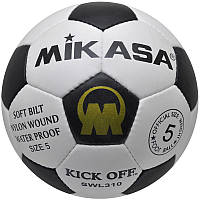 Мяч футбольный Mikasa, кожа