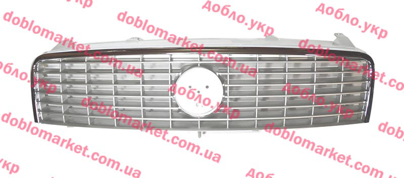 Решетка радиатора (хром) Linea 2007-  , Арт. FIA09LI002, 735458387, 735492407, DEGA