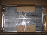 Конденсатор кондиционера CRAFTER 25TDi/SPRINTER 06(пр-во Van Wezel) 58005277