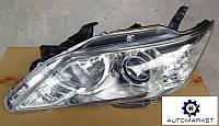 Фара левая электронная (Ксенон) Toyota Camry 2011-2014 (XV50)