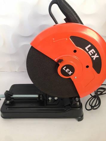 Монтажная пила(металорез) LEX LXCM295( труборез) , фото 2