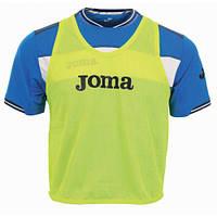 Манишка футбольная желтая Joma 905.Р.105