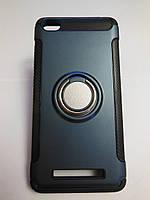 Чехол противоударный для магнитного крепления Xiaomi Redmi 4A синий