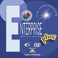 Enterprise Plus Pre-Intermediate DVD Video