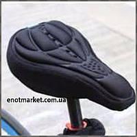 Чехол накладка на сиденье для велосипеда, фото 1