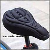 Чехол накладка на сиденье для велосипеда