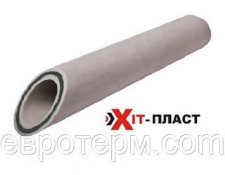 Полипропиленовые трубы Xit-Plast Fiber PN20 Ф25*3,5 мм. стекловолокно