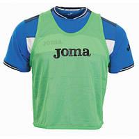 Манишка футбольная зеленая Joma 905.Р.160