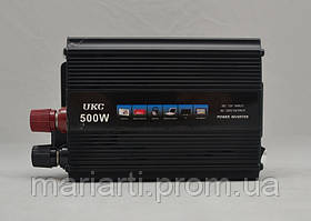 Преобразователь напряжения UKC 500W