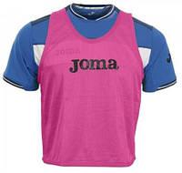 Манишка футбольная розовая Joma 905.Р.030