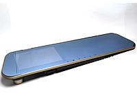 Авторегистратор зеркало с камерой заднего вида 138w