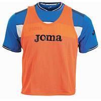Манишка футбольная оранжевая Joma 905.Р.106