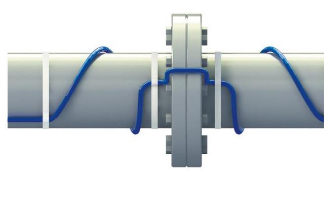 Обігрів труб та трубопроводів