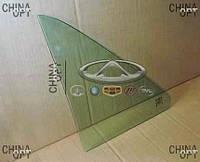 Стекло заднего крыла L, треугольник, форточка, Chery Amulet [FL,1.5,с 2012г.], A11-5203311AB, OEM