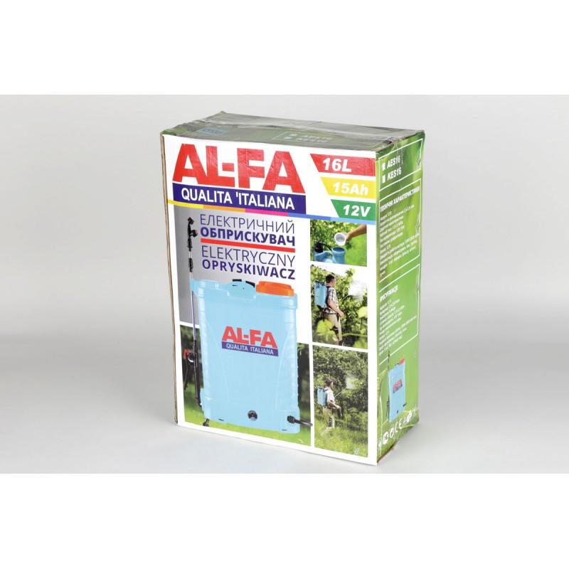 Опрыскиватель аккумуляторный AL-FA 12 ампер (16 л) 9