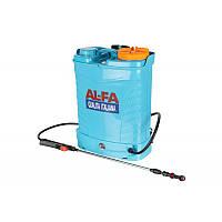 Опрыскиватель аккумуляторный AL-FA 15 ампер (16 л)