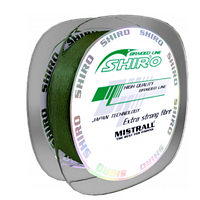 Шнур MISTRALL Shiro BL Green 150m 0.06mm